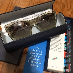 NEW- Warby Parker Sunglasses